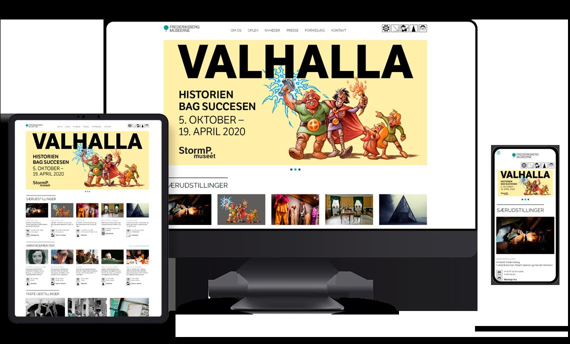 Stormp.dk - et joomla site